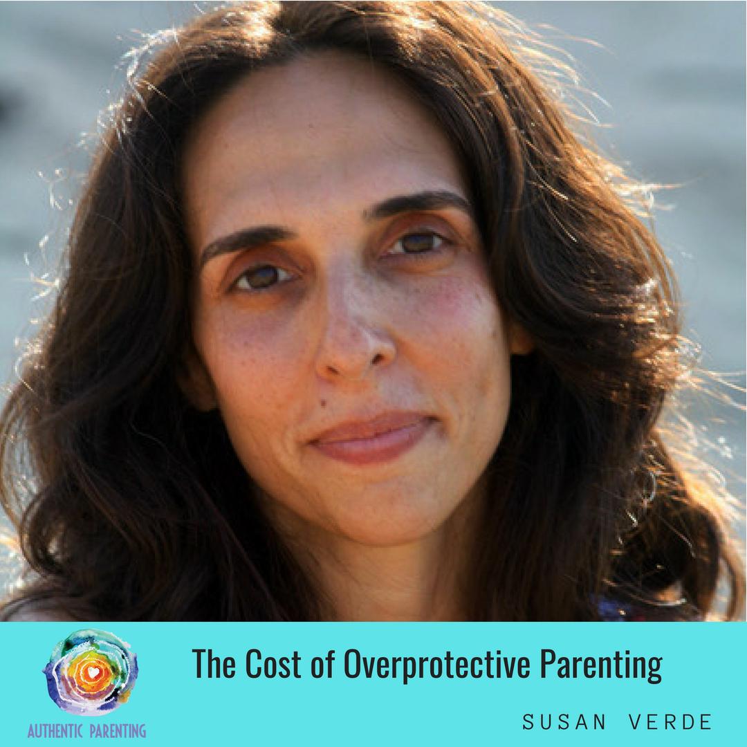 Susan Verde on Authentic Parenting podcast